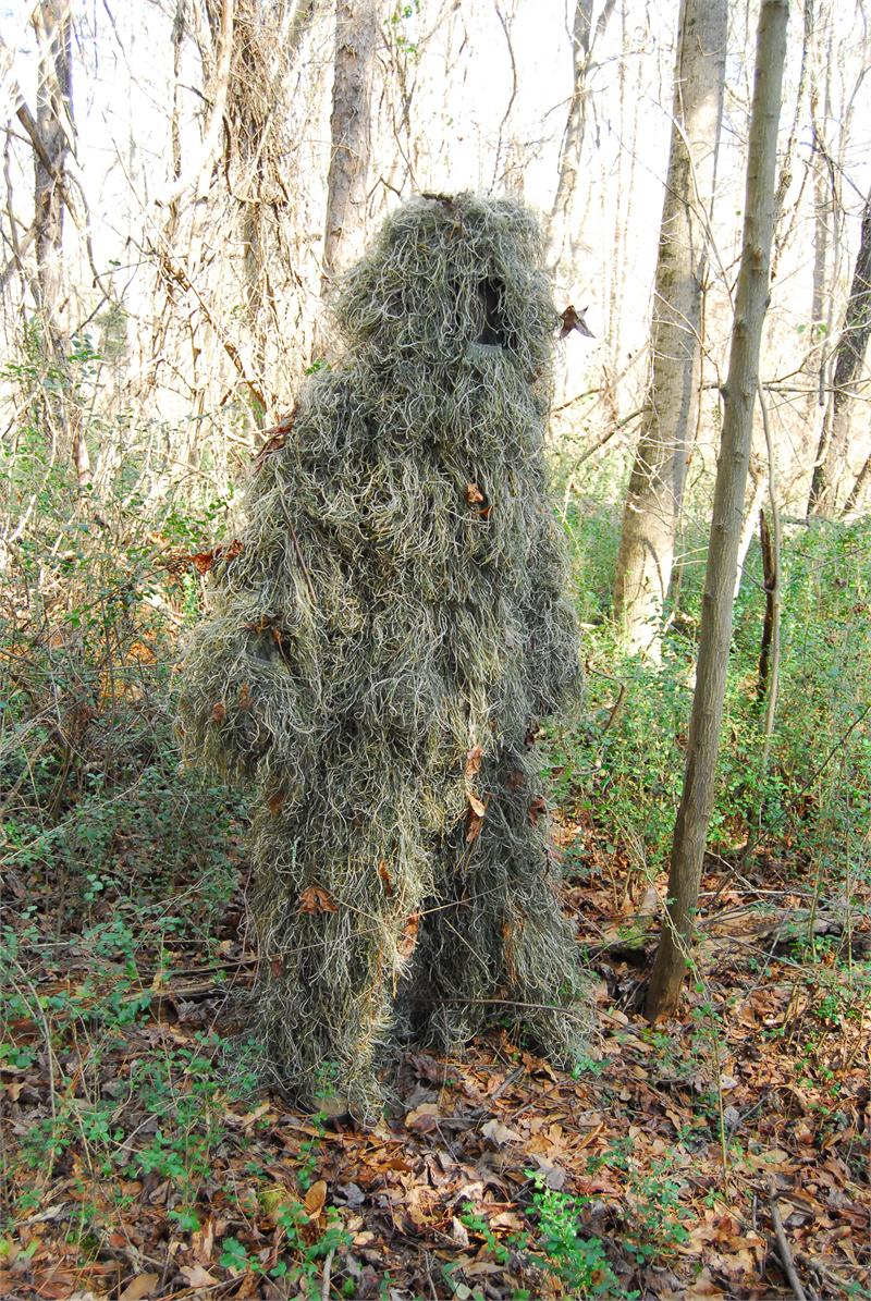Ghillie Suits Bulls-Eye Ghillie Suit - Mossy - Xlarge  2Xlarge  cheap and fashion