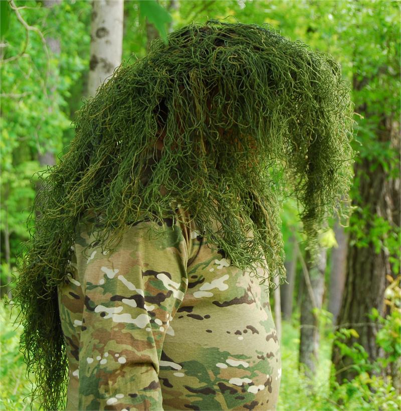 3b0a9be7832cb Leafy Green. Desert. Desert. Woodland Sniper Ghillie Boonie hat