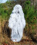 Winter white Ghillie suit